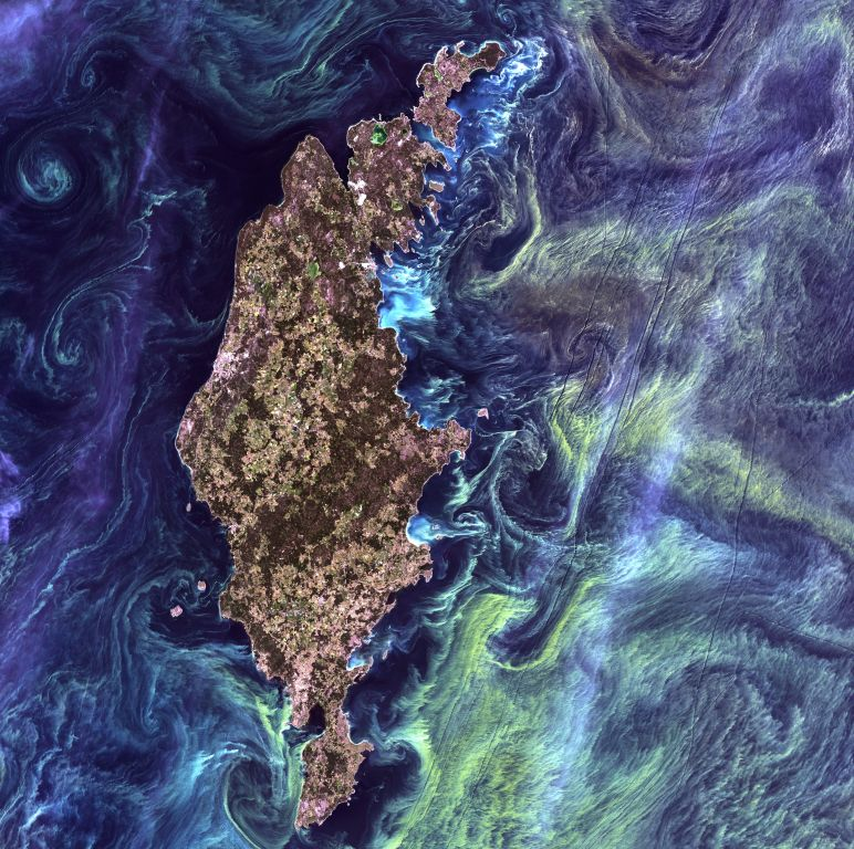 van gogh from space 3 1 L